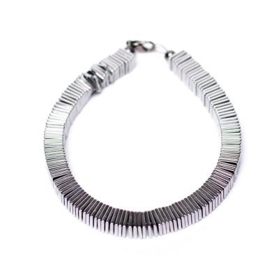 Silver handmade bracelet Marvellous Marmalade